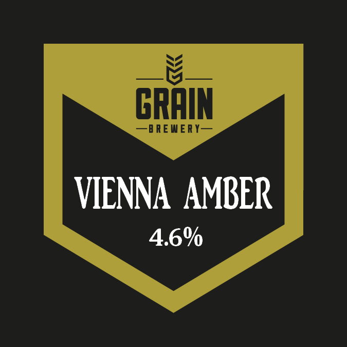 Pump clip of Vienna Amber