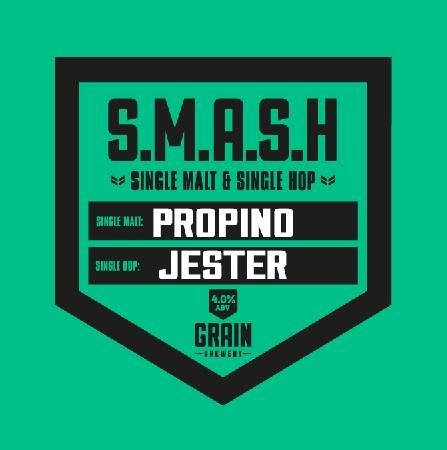 SMASH – Propino + Jester