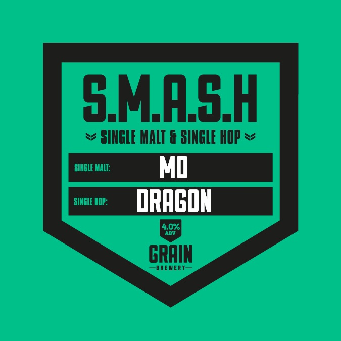 SMASH Mo Dragon