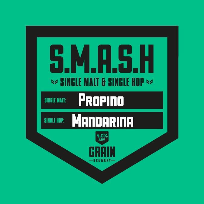 SMASH Propino + Mandarina