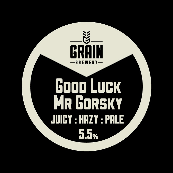 Good Luck Mr Gorsky