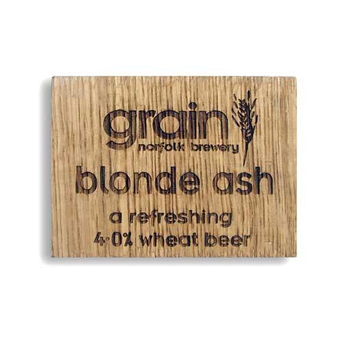Blonde Ash