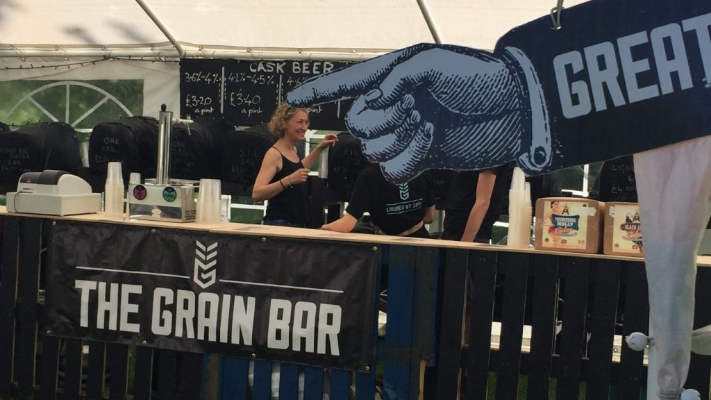 The Grain Bar