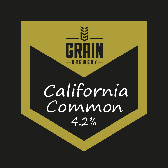 Pump clip of California Common