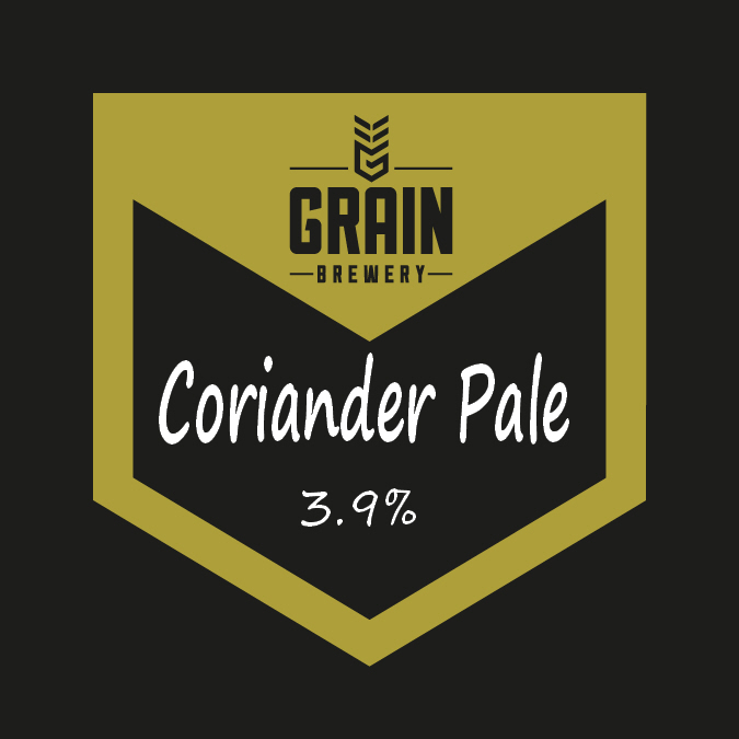 pump clip of coriander pale
