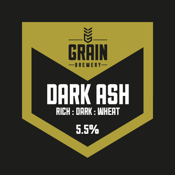 Pump Clip of Dark Ash