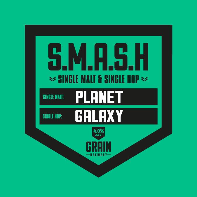 SMASH – Planet Galaxy