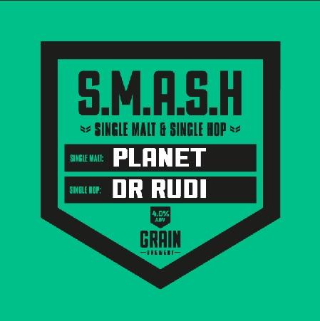 SMASH Planet + Dr Rudi