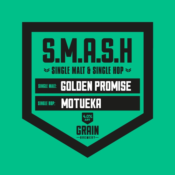 SMASH Golden Promise + Motueka