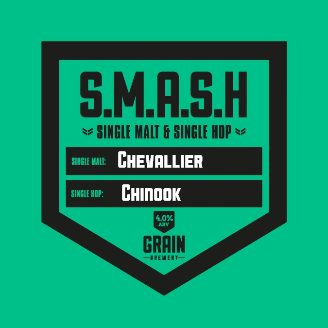 S.M.A.S.H. Chevallier + Chinook